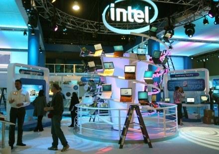 Stanowisko Intel na CES /AFP