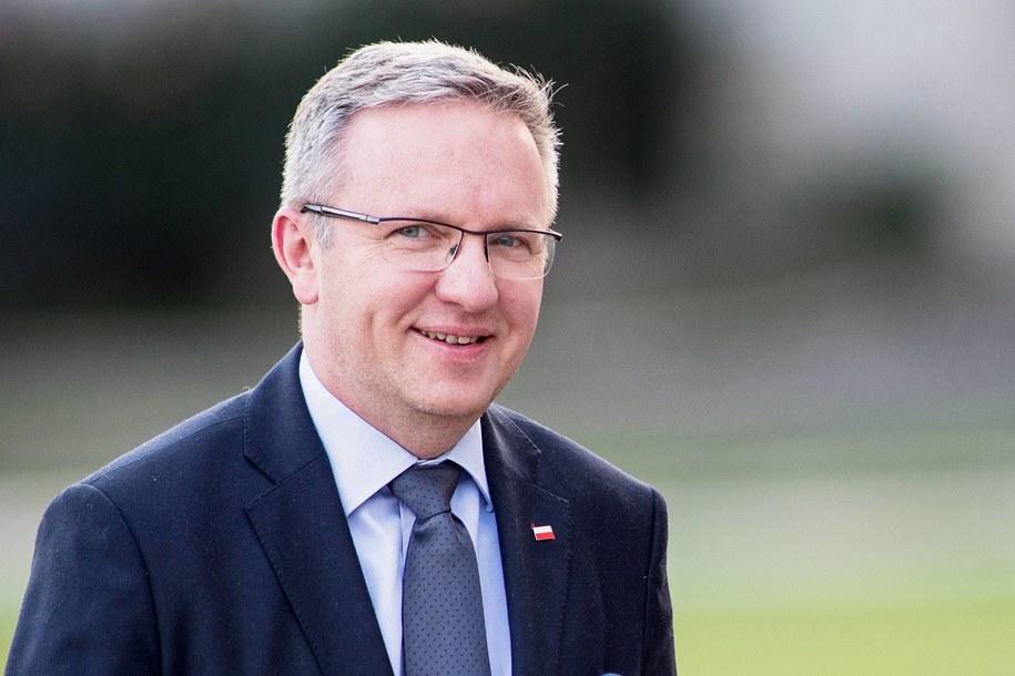 Stanowisko komisarza UE ds. obrony i bezpieczeństwa raczej nie dla Szczerskiego /Łukasz Gagulski /PAP