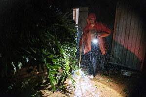 Stany Zjednoczone. Huragan Ida pustoszy stan Luizjana. Joe Biden ogłosił stan klęski żywiołowej