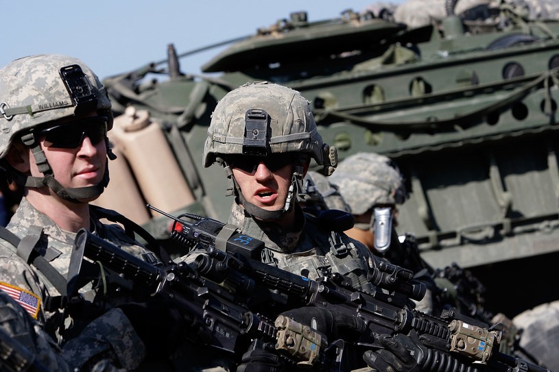 Stany Zjednoczone wzmocnią wschodnią flankę NATO / zdj. ilustracyjne /Getty Images