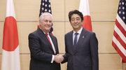 Stany Zjednoczone zaangażowane w obronę Japonii