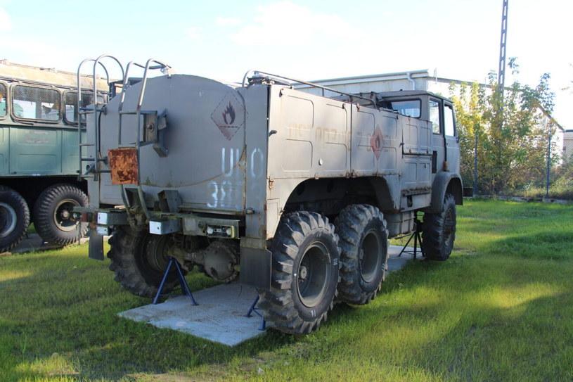 Star 266  z kolekcji Muzeum Sił Powietrznych w Dęblinie /