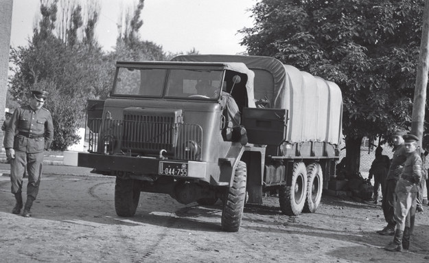 Star 66 wykorzystywany przez wojsko - rok 1958 / Wydawnictwo Vesper /materiały prasowe