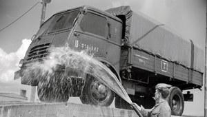 Star - legendarna polska ciężarówka. Wóz do zadań specjalnych