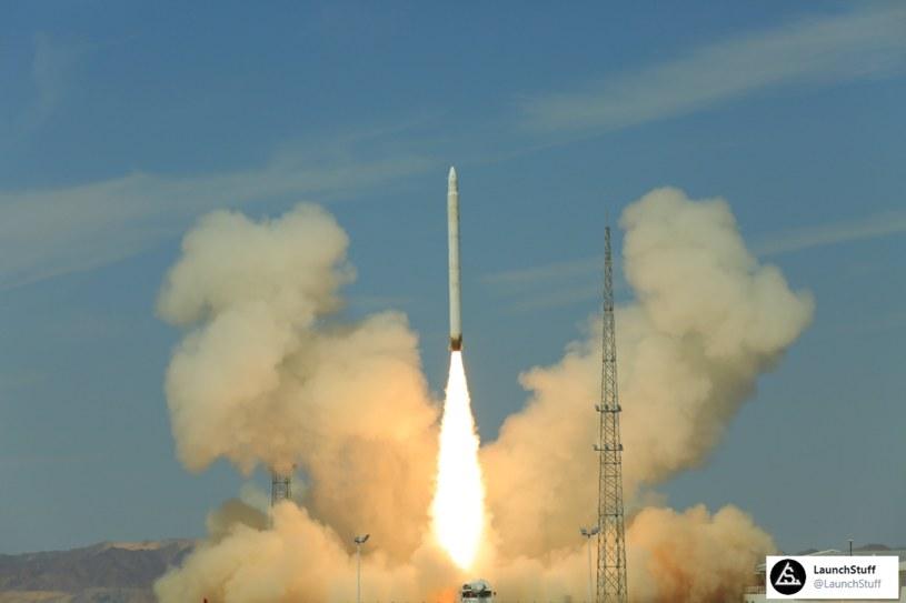 Star rakiety Jielong-1 /Twitter /Twitter