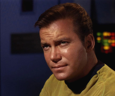 """""""Star Trek"""": Gwiazdor serii William Shatner zamierza stworzyć swój """"wirtualny klon"""""""