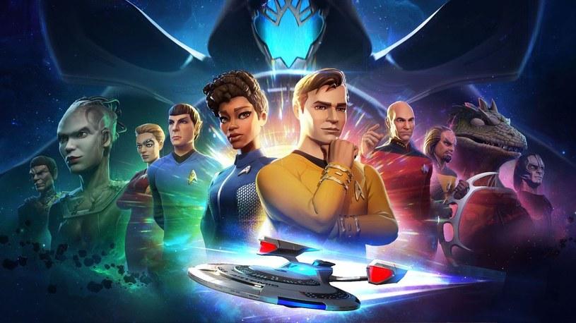 Star Trek Legends /materiały prasowe