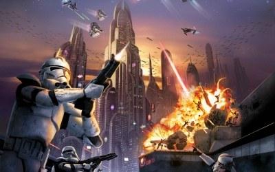 Star Wars: Elite Squadron - szkic koncepcyjny /Informacja prasowa