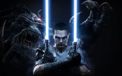 Star Wars: Force Unleashed 2 - motyw graficzny /Informacja prasowa