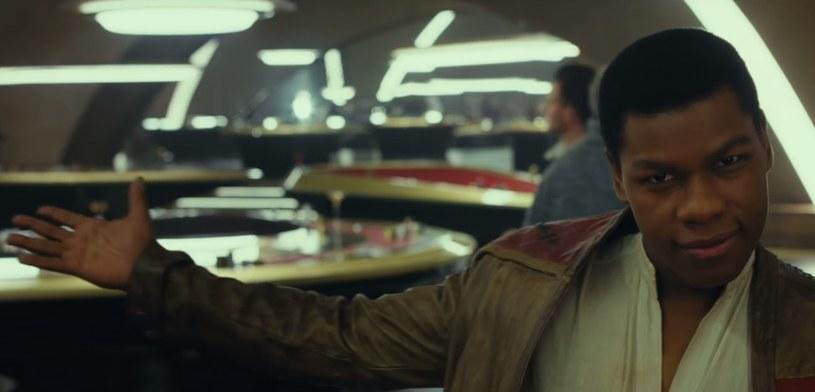 Star Wars - fragment materiału filmowego zamieszczonego w serwisie YouTube.com/ na kanale: DisneyFilmy /materiały źródłowe