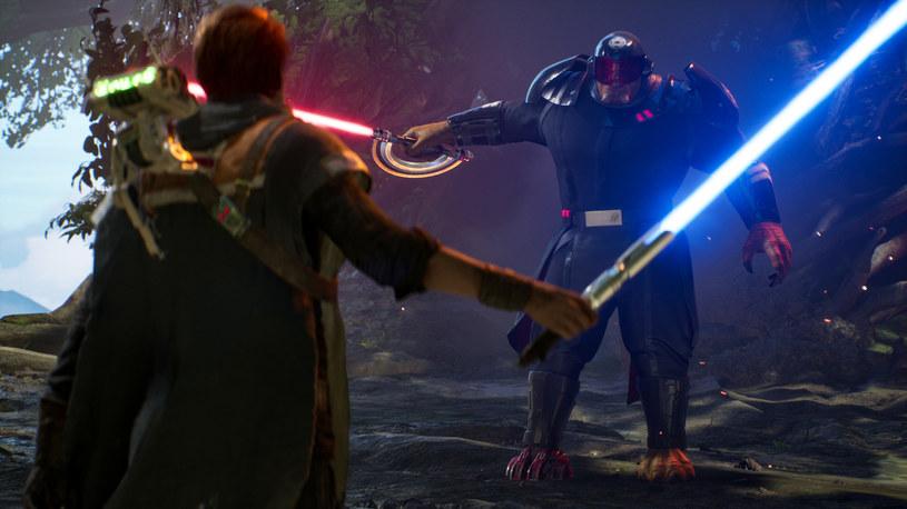 Star Wars Jedi: Upadły Zakon /materiały prasowe