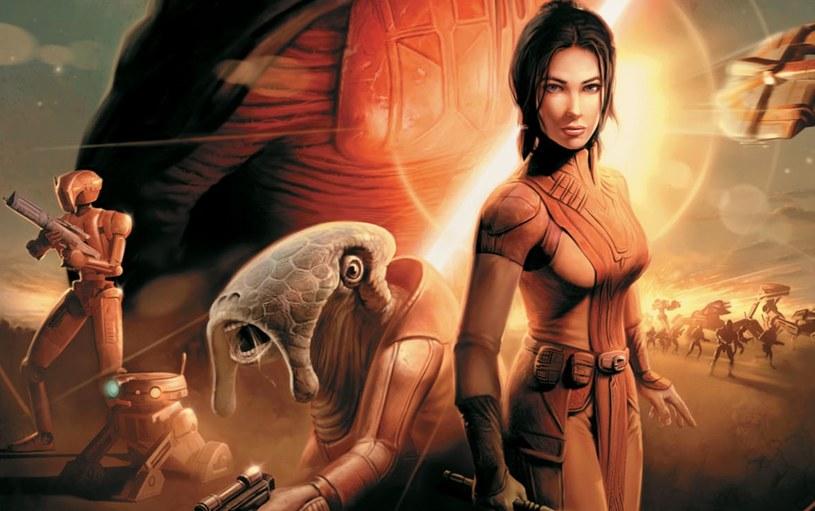 Star Wars: Knights of the Old Republic 3 /materiały prasowe