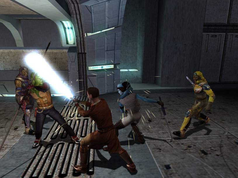 Star Wars: Knights of the Old Republic /materiały prasowe
