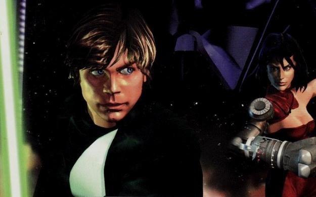 Star Wars: Masters of Teräs - motyw graficzny /Informacja prasowa