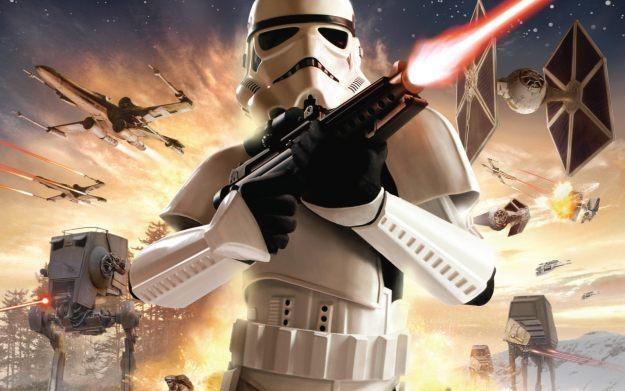 Star Wars - motyw graficzny /Informacja prasowa