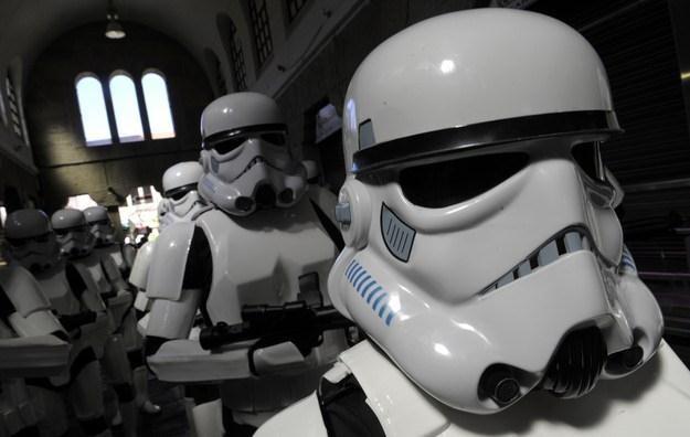 Star Wars na Blu-ray - wiele osób na to czeka /AFP