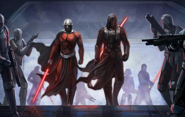 Star Wars: The Old Republic pojawi się najwcześniej w II połowie 2011 roku /Informacja prasowa