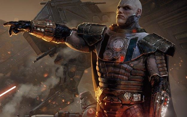 Star Wars: The Old Republic /Informacja prasowa