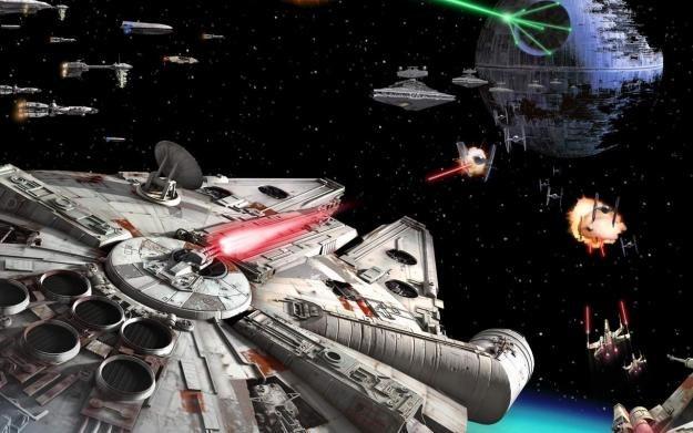 Star Wars: X-Wing Alliance - motyw graficzny /CDA