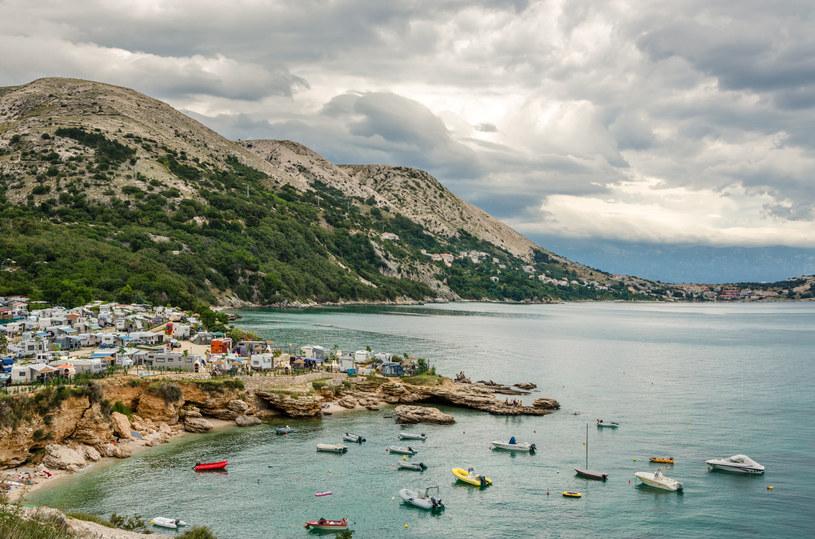 Stara Baska na wyspie Krk w Chorwacji /123/RF PICSEL