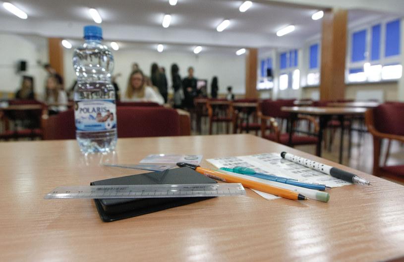"""Stara matura"" 2016: matematyka /Krzysztof Kapica /East News"