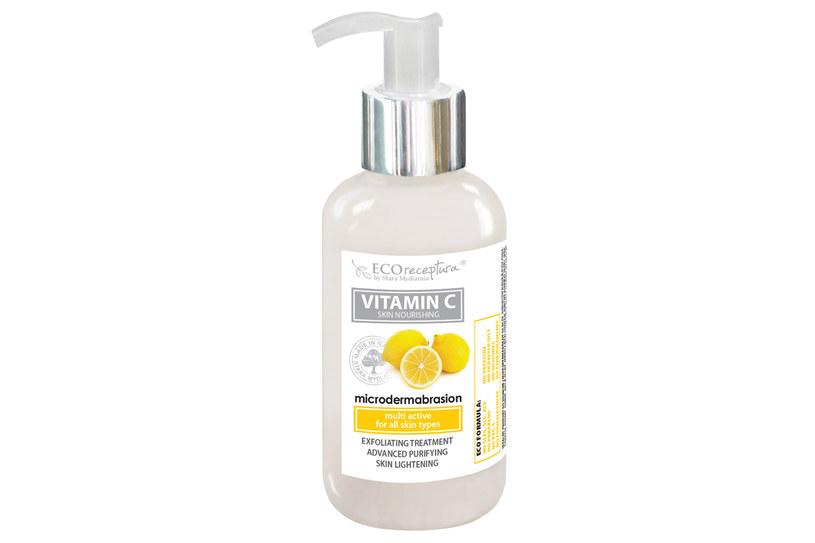 Stara Mydlarnia: Vitamin C - mikrodermabrazja twarzy /materiały prasowe