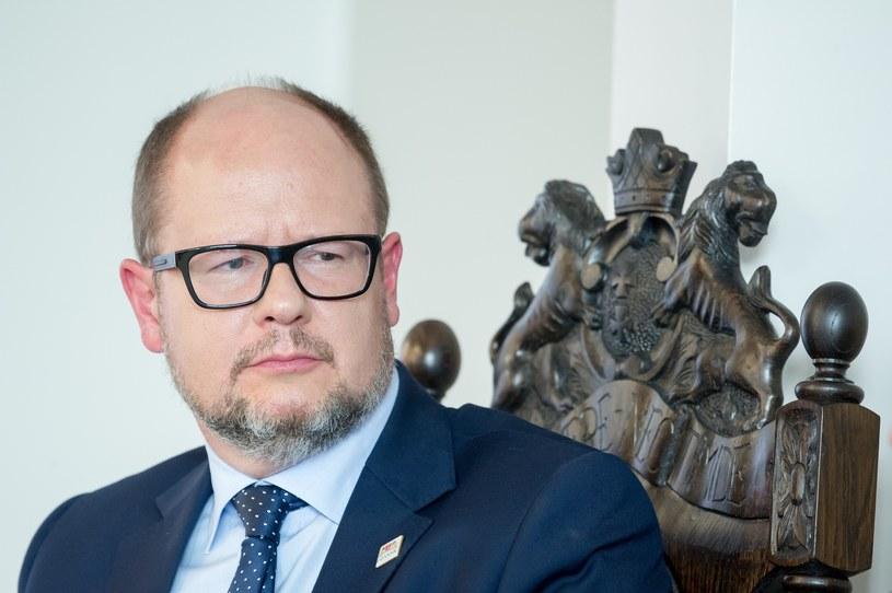 Starający się o reelekcję prezydent Gdańska Paweł Adamowicz /Wojciech Stróżyk /Reporter