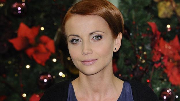 Staram się pilnować wszystkich tradycji świątecznych - przekonuje aktorka / fot. Jarosław Antoniak /MWMedia