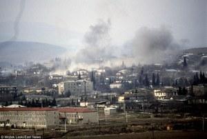 Starcia armii Azerbejdżanu i Armenii. Już ponad 30 zabitych