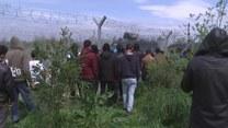 Starcia na granicy grecko-macedońskiej
