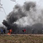 Starcia na granicy turecko-greckiej. Gaz łzawiący i granaty hukowe