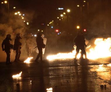Starcia w Grecji w 45. rocznicę krwawego powstania studentów
