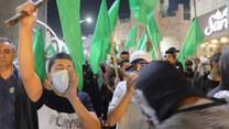 Starcia w Hebronie między siłami izraelskimi a palestyńskimi demonstrantami