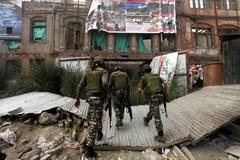 Starcia w Kaszmirze