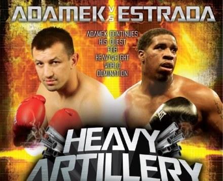 Starcie Adamek - Estrada już 6 lutego w Newark /bokser.org