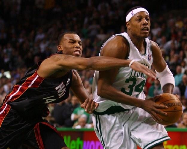 Starcie Heat z Celtics zapowiada się bardzo emocjonująco /AFP