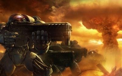 Starcraft 2 - motyw z gry /Informacja prasowa