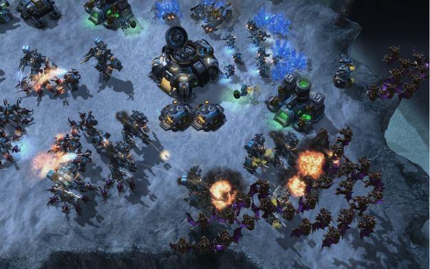 StarCraft II: Heart of the Swarm - motyw graficzny /