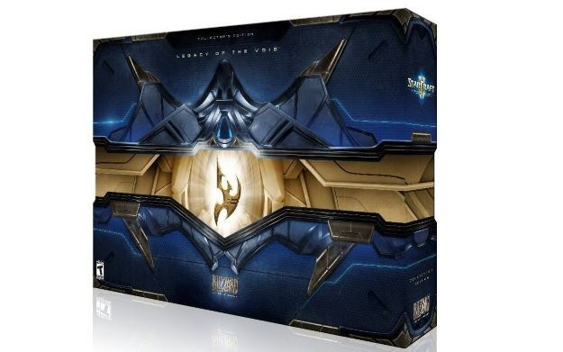 StarCraft II: Legacy of the Void Edycja Kolekcjonerska /materiały prasowe