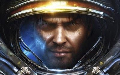 StarCraft II - motyw graficzny /Informacja prasowa
