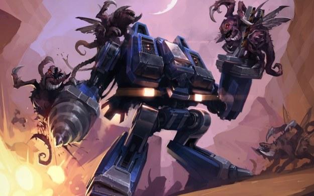 StarCraft II /materiały prasowe