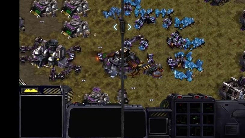 StarCraft kontra StarCraft Remastered /materiały prasowe
