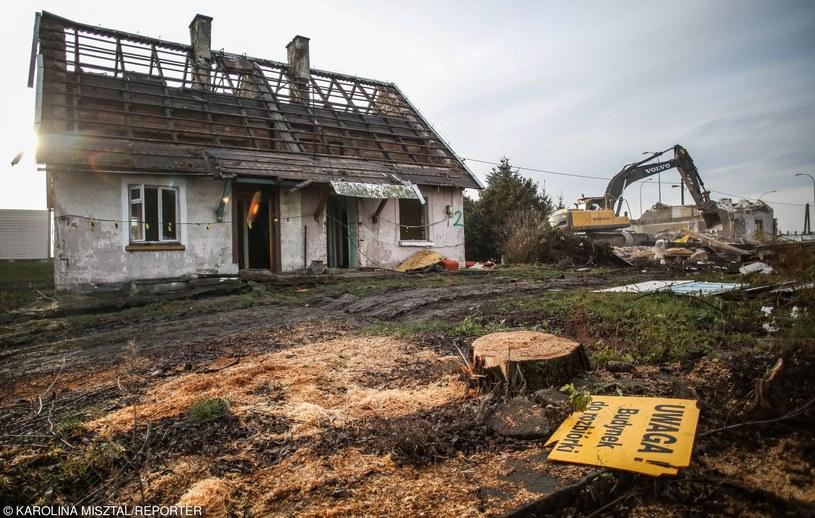 Stare Babki znikają z mapy Polski /Karolina Misztal /Reporter