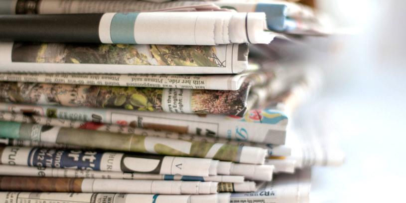 stare gazety jak wykorzystać /© Photogenica
