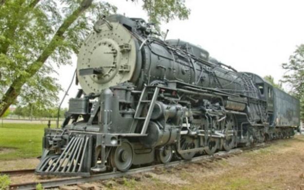 Stare lokomotywy to prawdziwe dzieła sztuki.  Fot. University of Minnesota /materiały prasowe