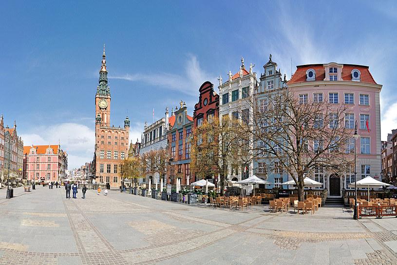 Stare Miasto w Gdańsku /123RF/PICSEL
