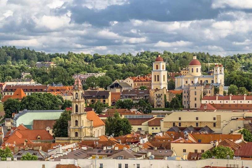 Stare miasto w Wilnie w 1994 roku wpisano na Listę Światowego Dziedzictwa Kulturowego UNESCO. /123RF/PICSEL