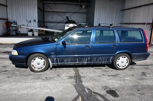 Stare, obdrapane Volvo za 20 mln dolarów. To nie pomyłka