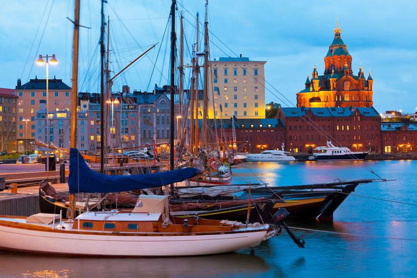Starego Portu w Katajanokka dzielnicy Helsinkach /Picsel /123RF/PICSEL