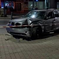 Stargard: 18-letni kierowca wjechał w grupę ludzi, są ranni
